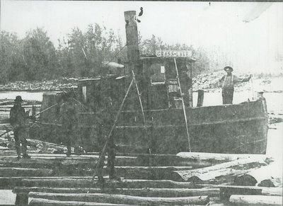 GRASS LAKE (1887, Tug (Towboat))