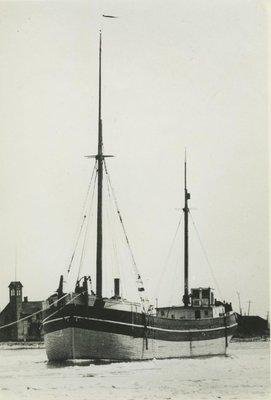 GENOA (1873, Schooner)