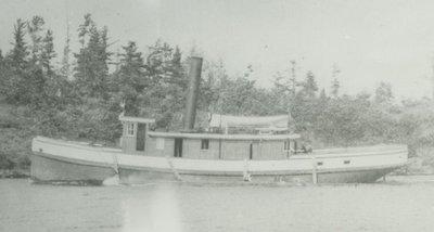 ARNOLD,  FANNY (1882, Tug (Towboat))
