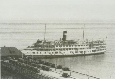 SAGUENAY (1911, Propeller)