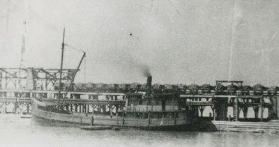 ADVENTURE (1873, Steambarge)
