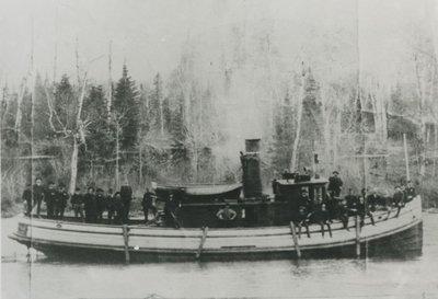 VINTON, HATTIE (1870, Tug (Towboat))