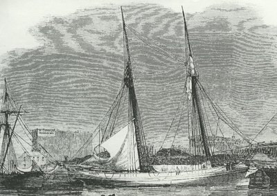 AUGUSTA (1855, Schooner)