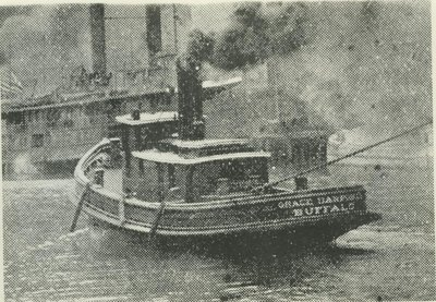 DANFORTH, GRACE (1888, Tug (Towboat))