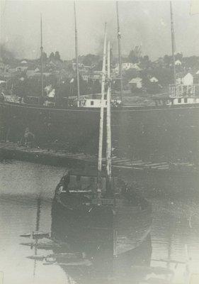 STOCKTON, MARY (1853, Barkentine)