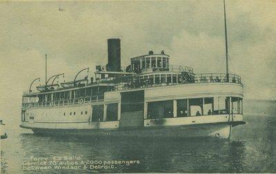 LA SALLE (1922, Ferry)