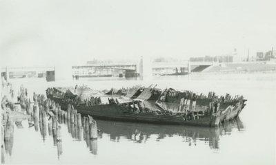 GRAMPIAN (1894, Schooner-barge)