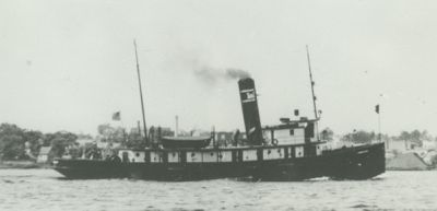 CUMBERLAND (1898, Tug (Towboat))