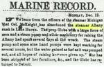 ALBANY (1846, Steamer)