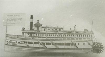 CHOATE, LEANDER (1908, Steamer)