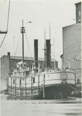 CUBA (1872, Package Freighter)