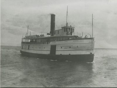 ALGOMAH (1881, Ferry)