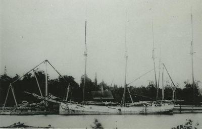 AMES, CHENEY (1873, Schooner)