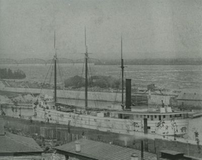 BUTTIRONI, KATE (1881, Bulk Freighter)
