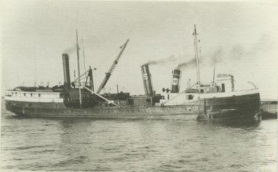 KETCHAM, JOHN B. 2D (1892, Steambarge)