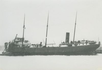 NORTHERN QUEEN (1888, Package Freighter)