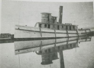 HALL, MARY P. (1898, Tug (Towboat))