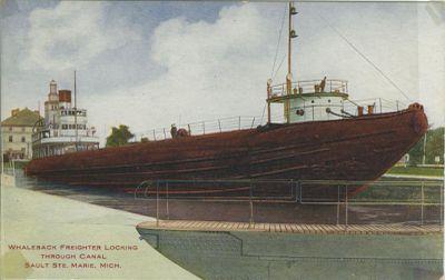 MATHER,  SAMUEL (1892, Whaleback)