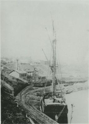 HAMPTON (1845, Brigantine)