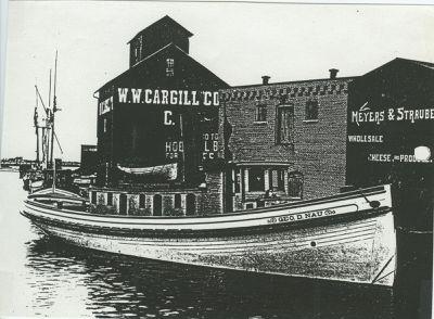 NAU, GEORGE D. (1896, Tug (Towboat))