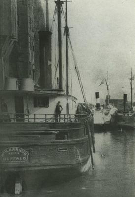 BARNUM, WILLIAM H. (1873, Bulk Freighter)