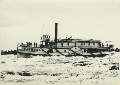 GATINEAU (1873, Tug (Towboat))