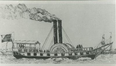 ACCOMMODATION (1809, Steamer)