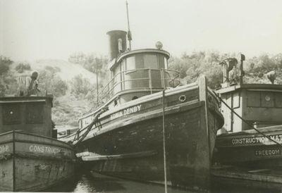 SMITH, SYDNEY T. (1895, Tug (Towboat))