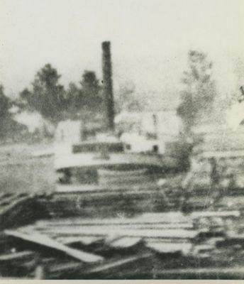 BERNARD,  LOTTA (1869, Steambarge)