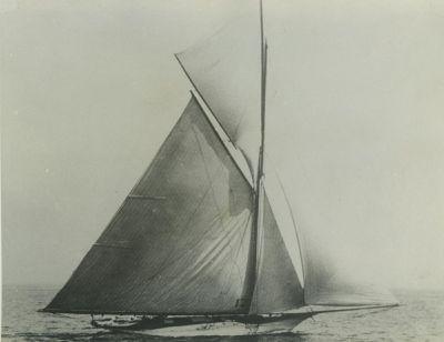 ALBORAK (1891, Yacht)