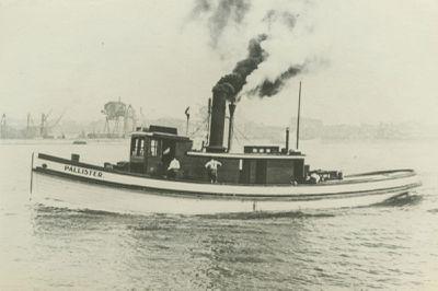 ANDREWS, A (1873, Tug (Towboat))