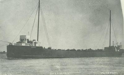 NORTON, DAVID Z. (1898, Barge)