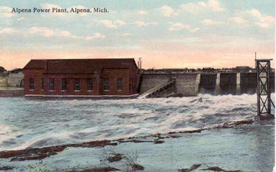 Ninth Street Dam