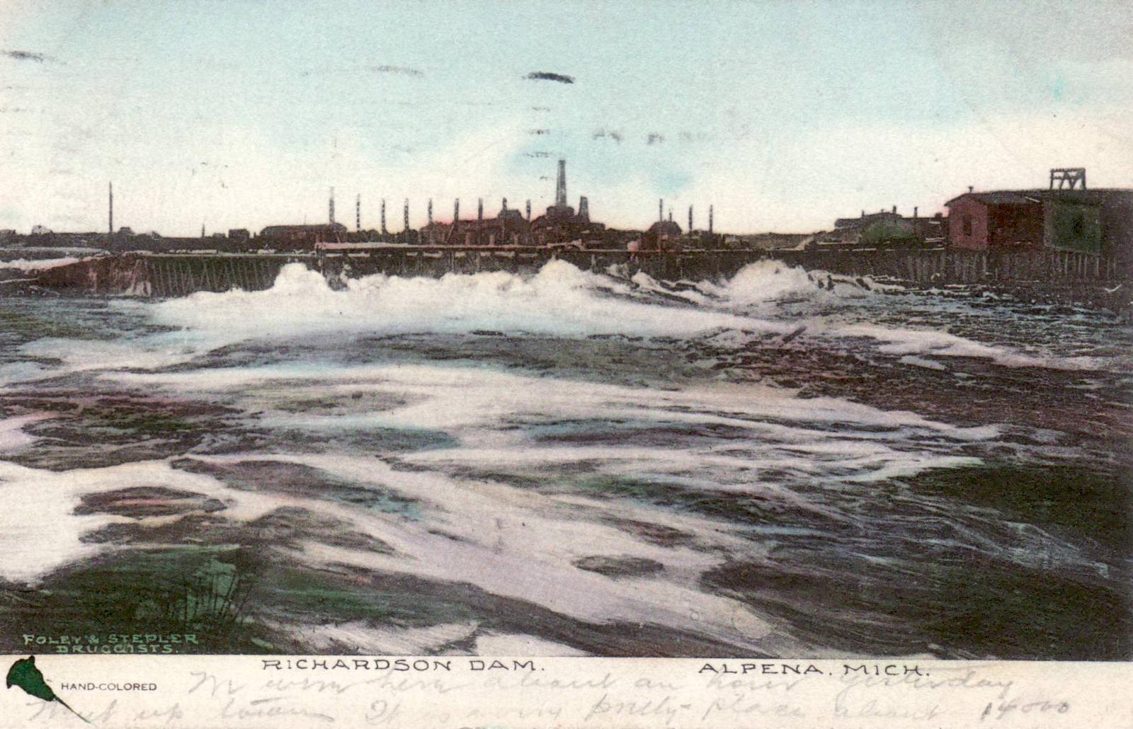 Richardson Dam