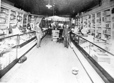 E.C. Spens Drug Store