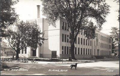 Alpena Central High School