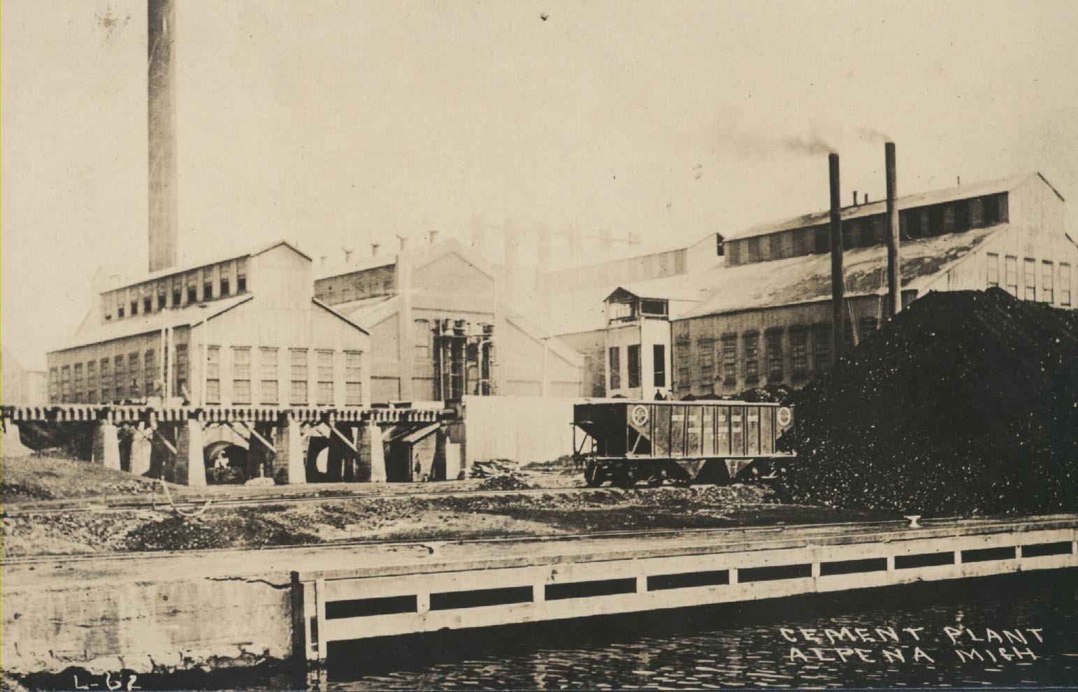 Huron Cement Plant
