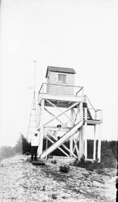 Middle Island:  Watch Tower