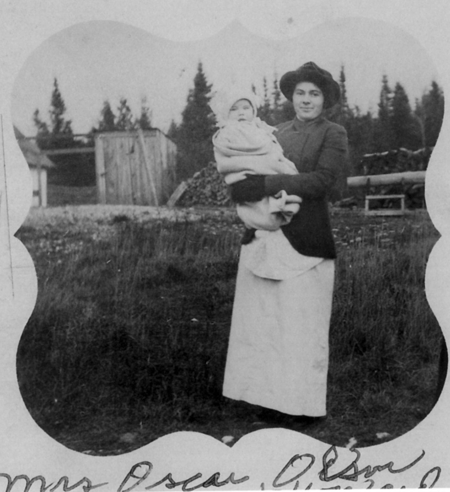 Middle Island:  Lois and Howard Olson