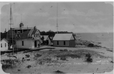 Tawas Point Lifesaving Station