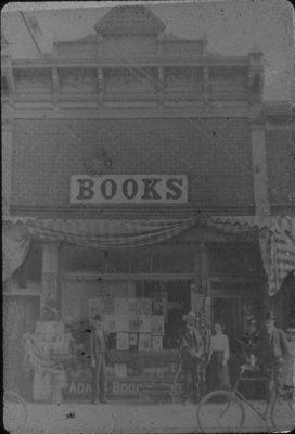 Adam Ludewig's Bookstore