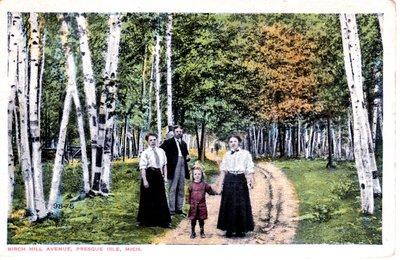 Birch Hill Avenue in Presque Isle