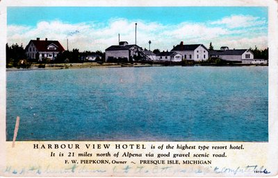 Harbour View Hotel in Presque Isle