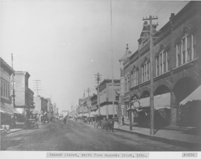 Second Avenue, Downtown Alpena