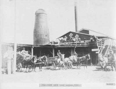 Churchill Mill Horse Teams
