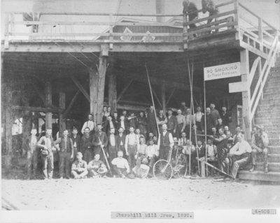 Churchill Mill Crew