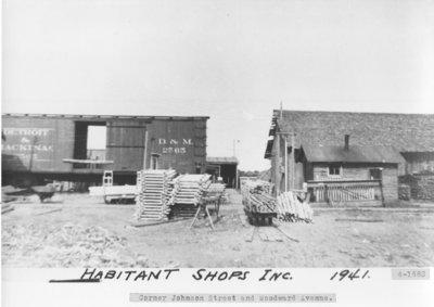 Habitant Shops, Inc.