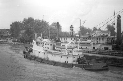 LT. COL. JOHN H. ADAMS (1942, Tug (Towboat))