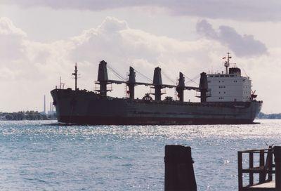 ALBERTA (1984, Ocean Freighter)