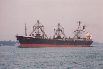 AL SADIQ (1976, Ocean Freighter)